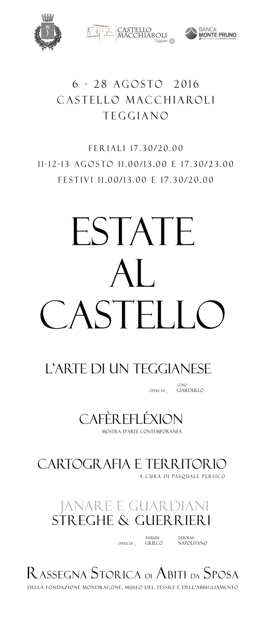 estate al castello