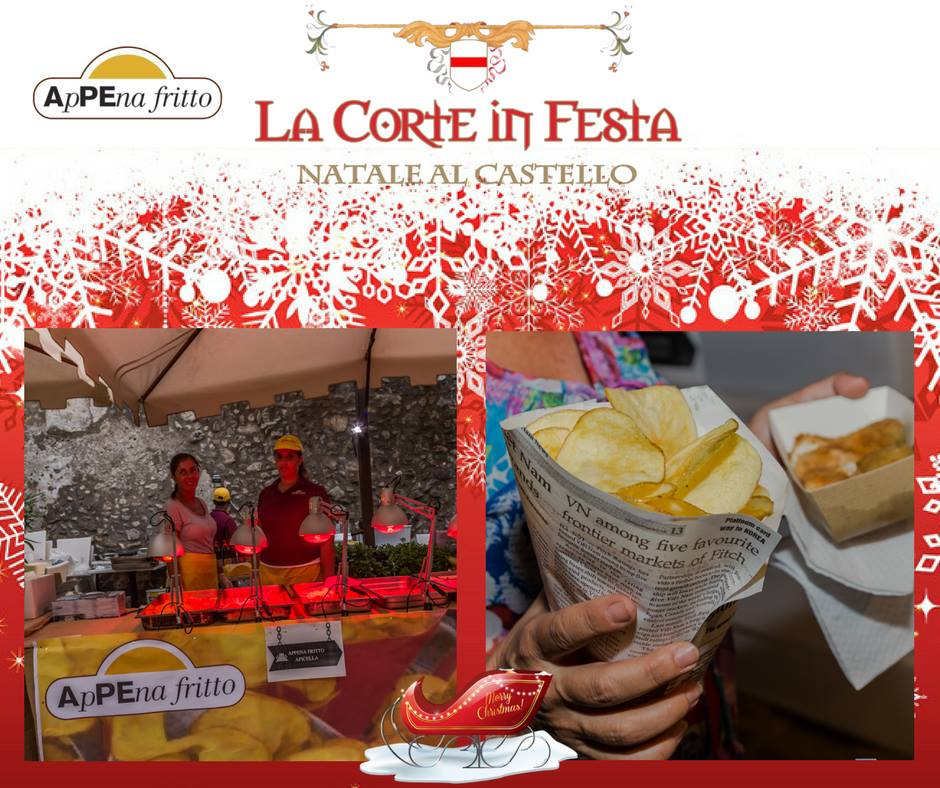 natale salerno street food